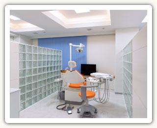 歯科 なりかわ重敏クリニック 診療室