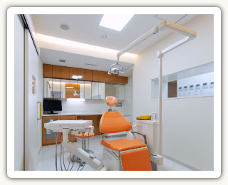 歯科 なりかわ重敏クリニック 特診室
